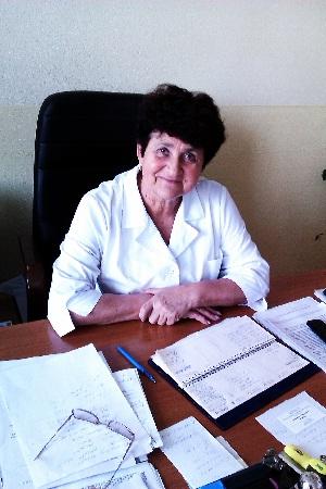 Главный врач ГБУЗ « Зубцовская ЦРБ» Соколова Татьяна Алексеевна
